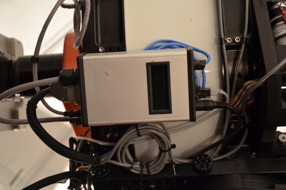 Telescope Control Unit